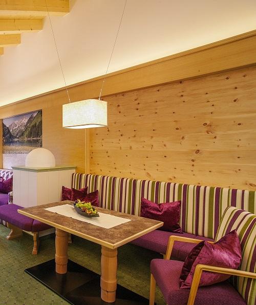 Produkte - Tischlerei Müller - Tischlerei Tirol - Hotel Sägerhof Suite Sterngucker