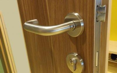 Besondere Funktionen von Türen